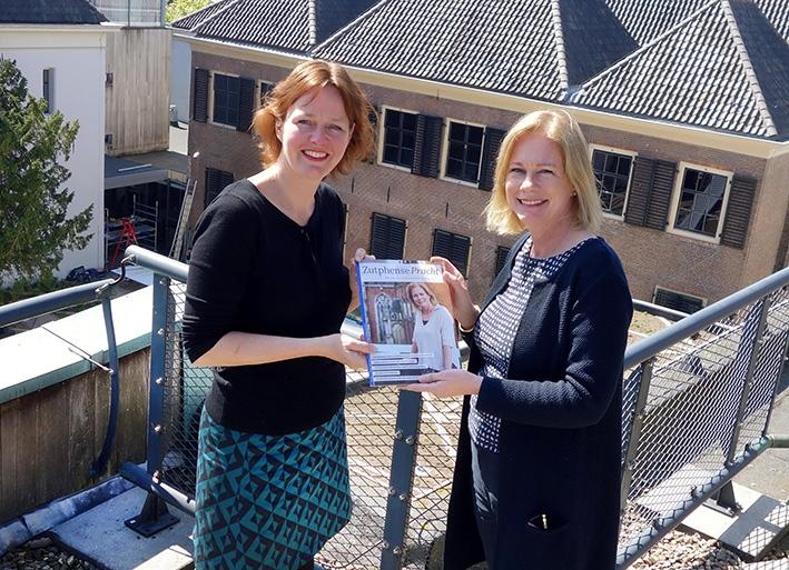 Honderd dagen burgemeester in Zutphense Pracht