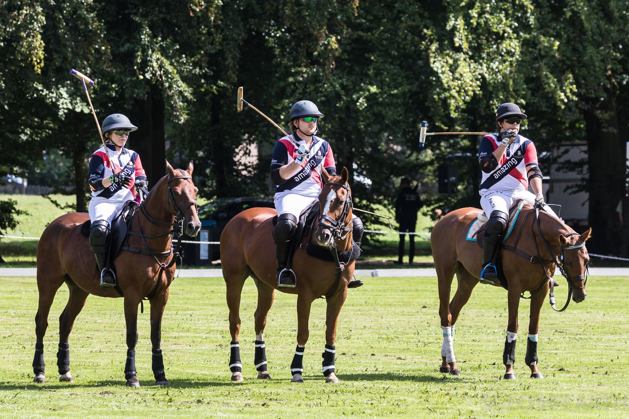 Polo-spektakel krijgt een 'amazing' winnaar