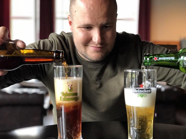 Heineken proost met Schavuyt
