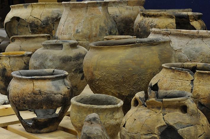 Samenwerking rond archeologisch erfgoed
