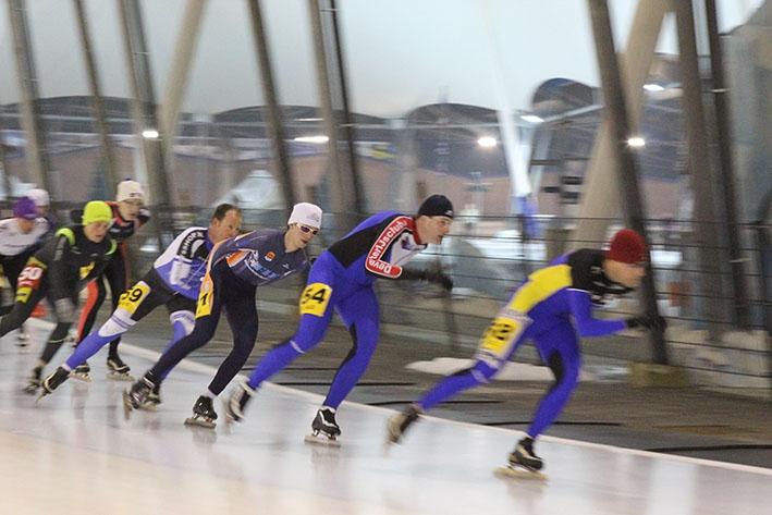Iedereen mag komen schaatsen