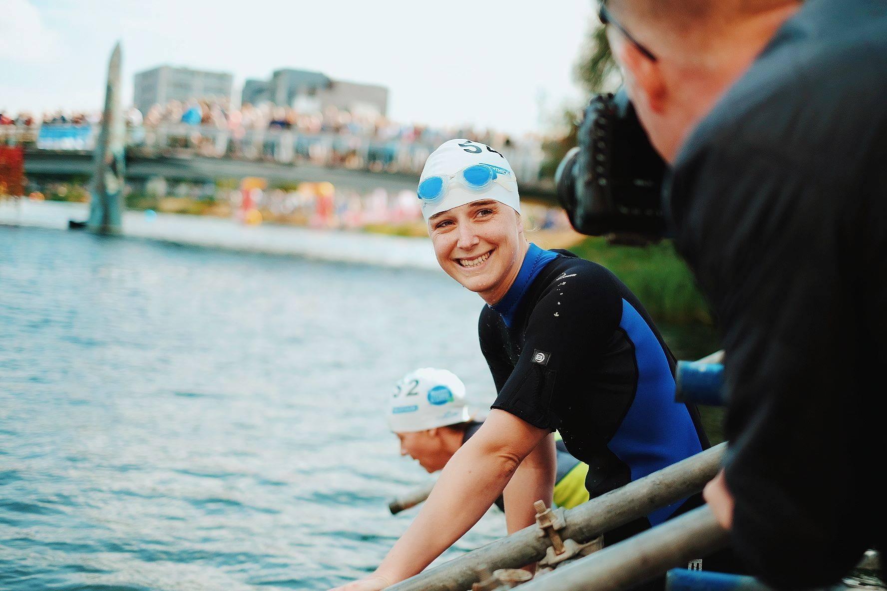 Inschrijven voor Swim to Fight Cancer