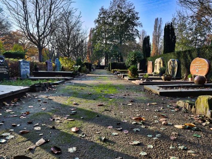 Open dag met rondleidingen op gedenkpark