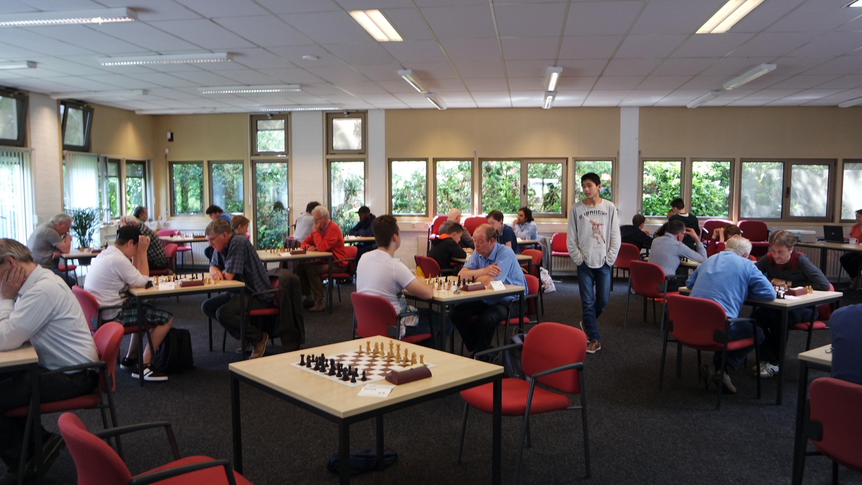 MuConsult Open Apeldoorns Rapidkampioenschap 2017