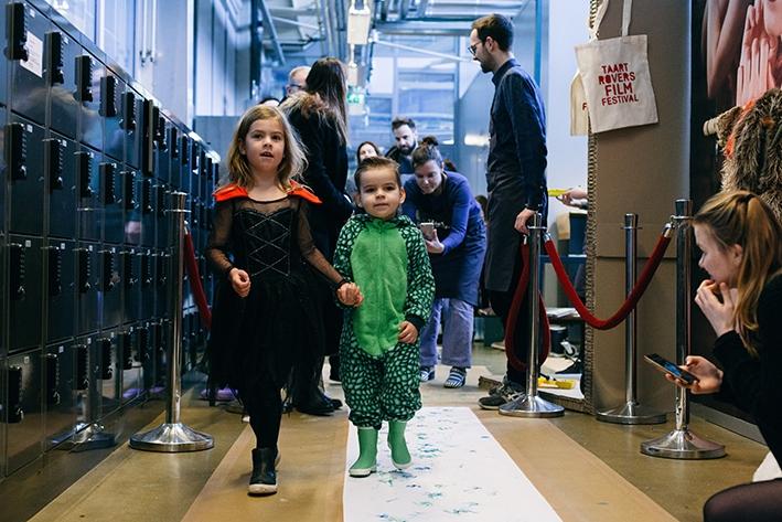 Een rondreizend kinderfestijn