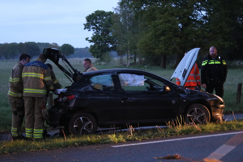 Gewonde bij ernstig eenzijdig ongeval in Ede