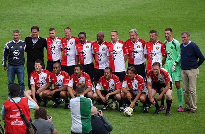 Oud Feyenoord komt voor revanche naar Zutphen