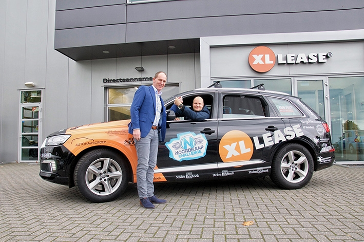 'Deelname aan Noordkaap Challenge goede exposure voor Apeldoorn'