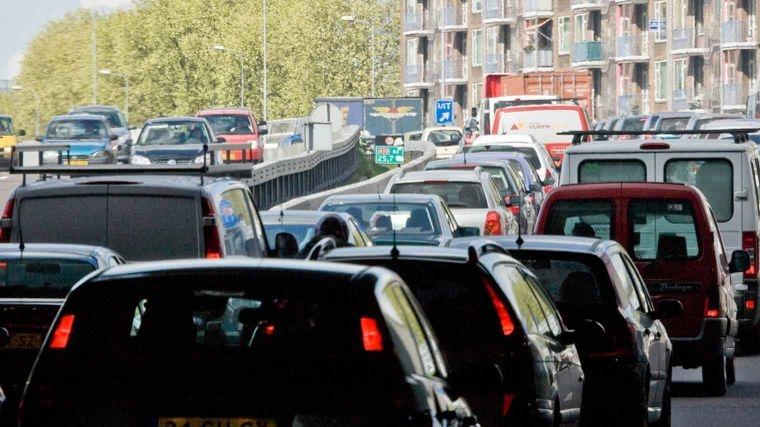 Komend weekend veel vertraging op Europese wegen