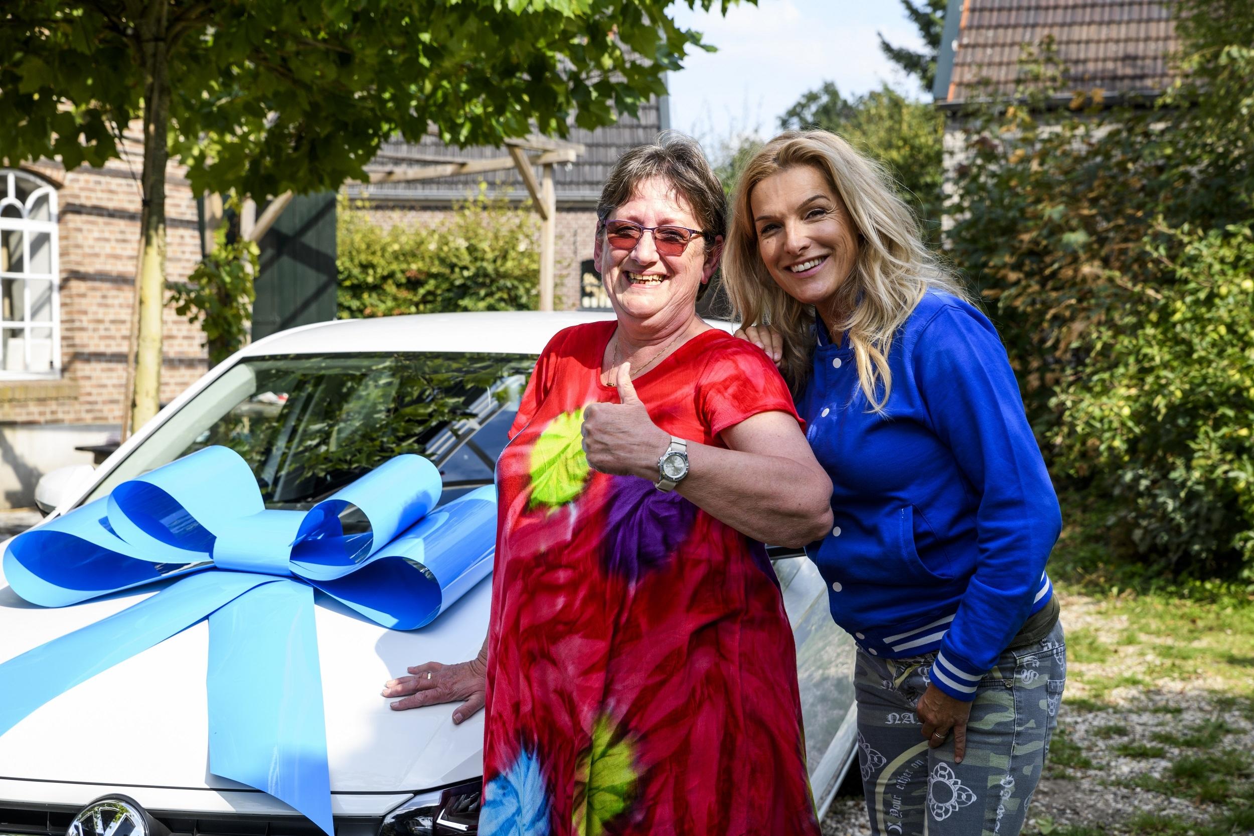 Mia uit Apeldoorn wint auto in VriendenLoterij PrijzenMarathon
