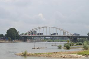Wilhelminabrug Deventer eerder open