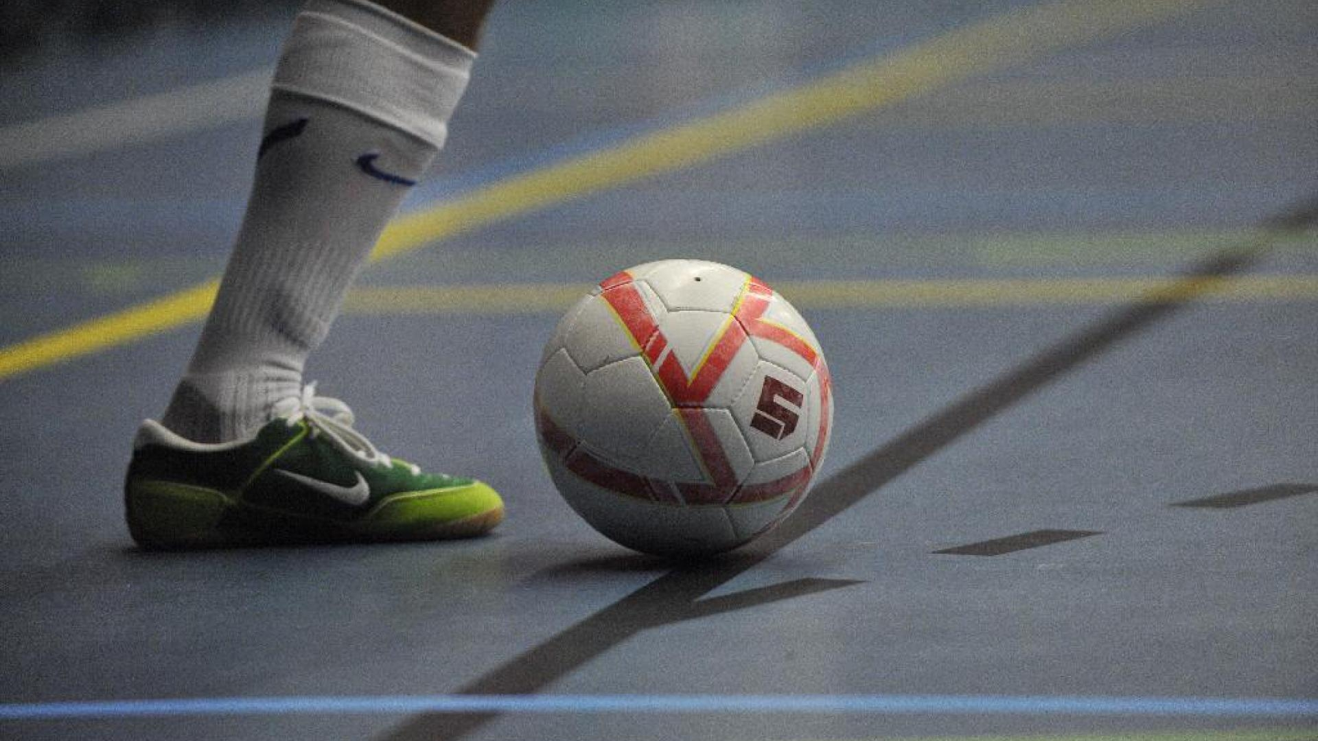 Overtuigende zaalvoetbalwinst Pro Futsal Club-Pro sport Centrum