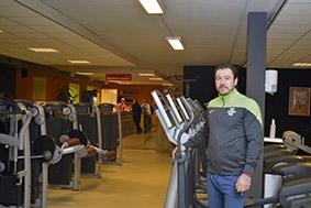Nieuwe gym voor harde werkers