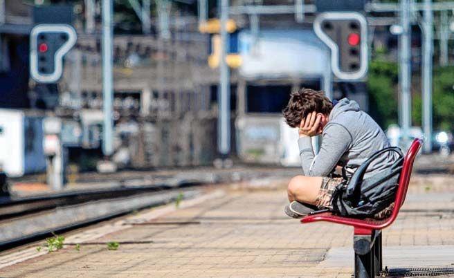 Dinsdag wordt het lopen, fietsen, peddelen of liften, maar in elk geval niet met het openbaar vervoer