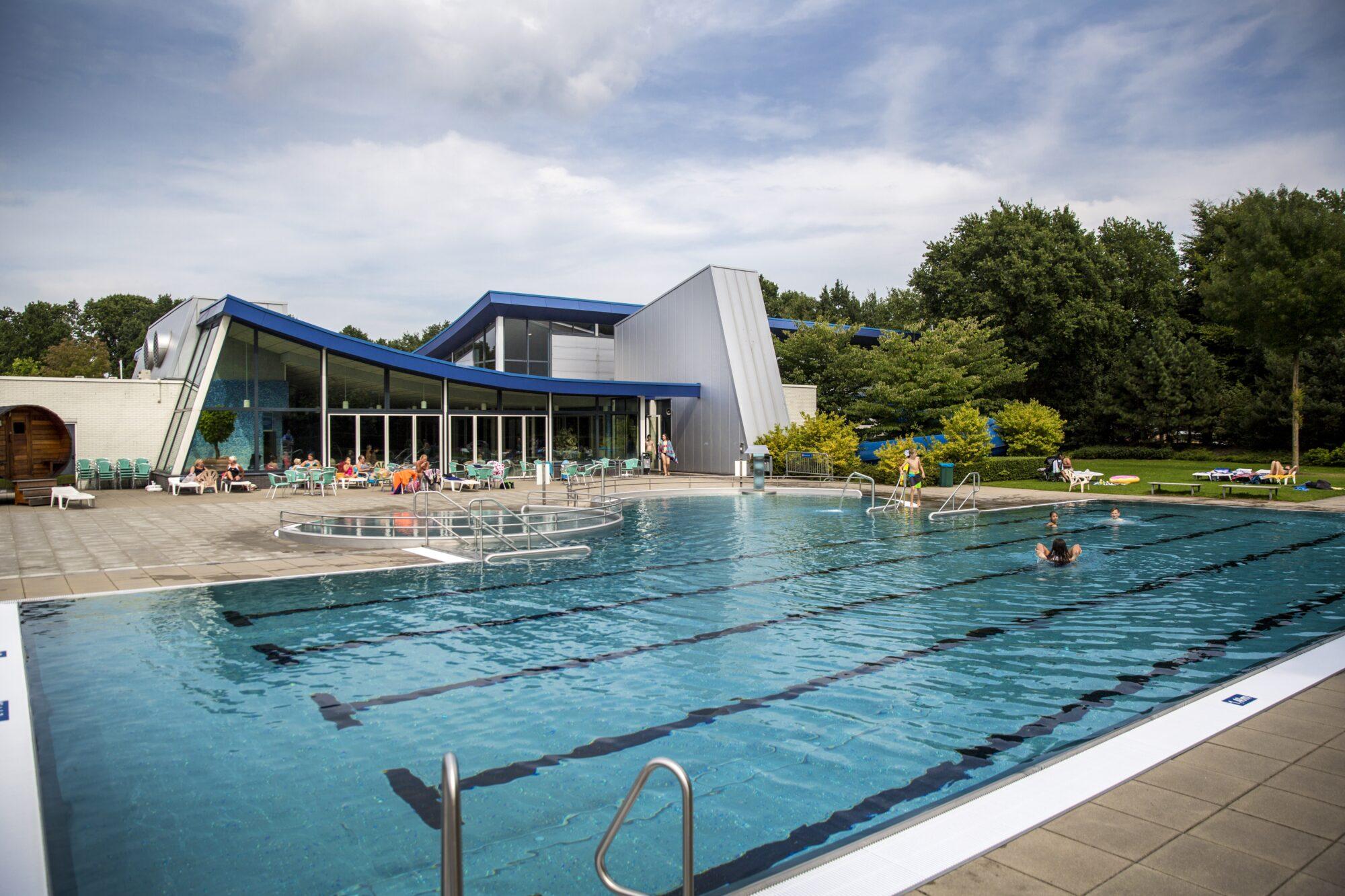Buitenzwembad Aquacentrum Malkander gaat weer open