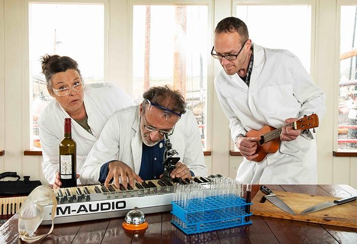 Beleef de IJssel in het lab!