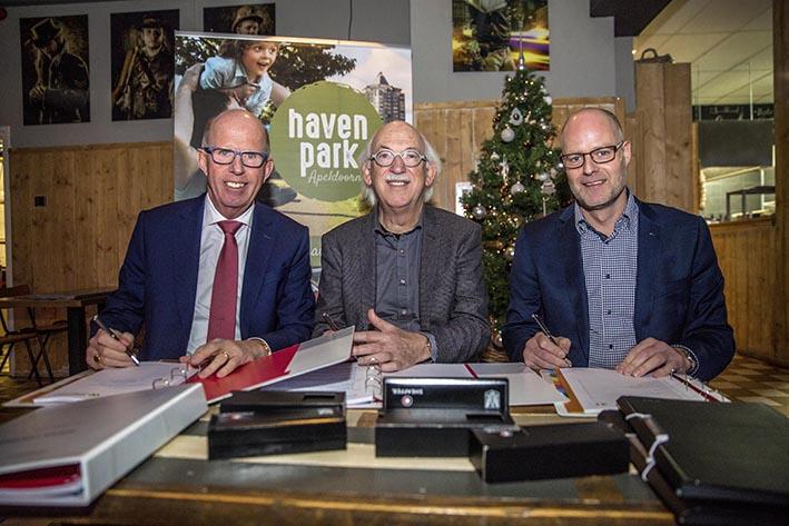 Officiële go voor bouw 130 'Havenpark' woningen