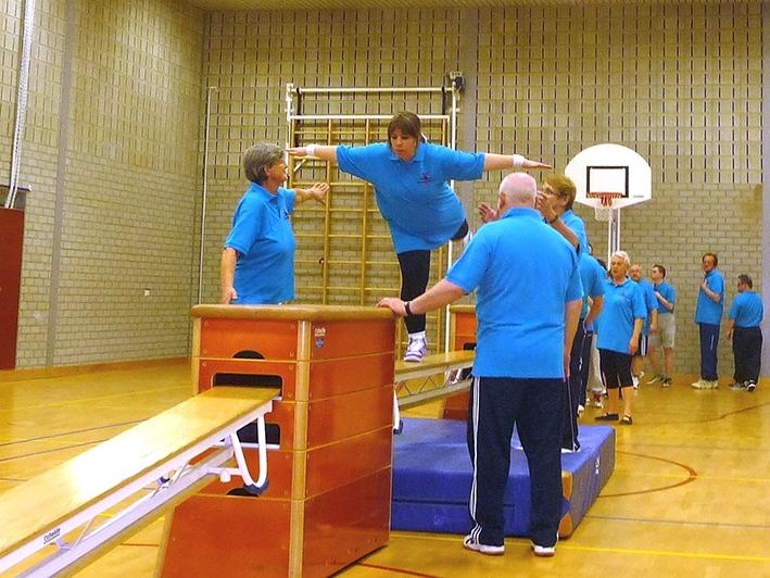 Sportvoornemen in praktijk brengen
