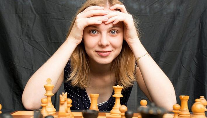 Eerste schaaktoernooi voor meiden