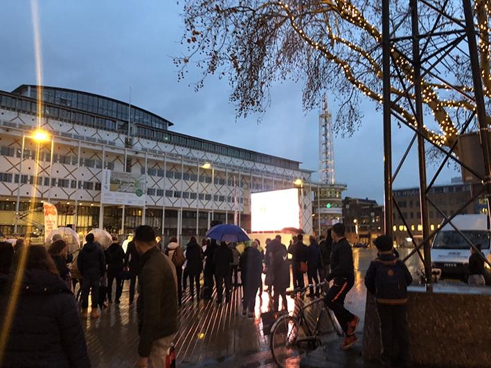 De Apeldoornse Markthal' grote winnaar'