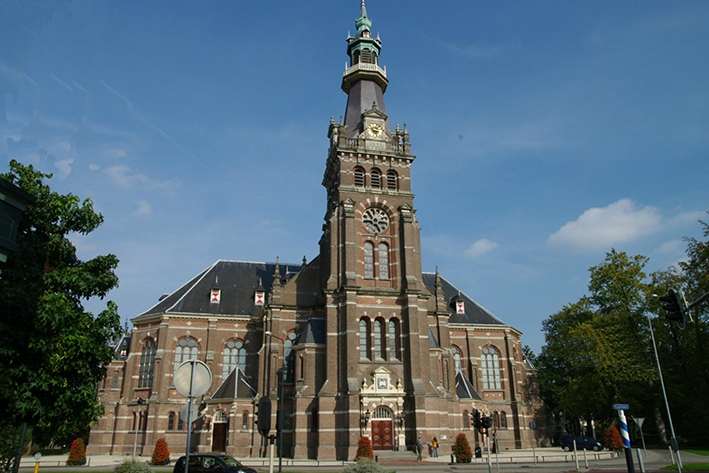 Grote Kerk Apeldoorn toont Kunst in Vrijheid