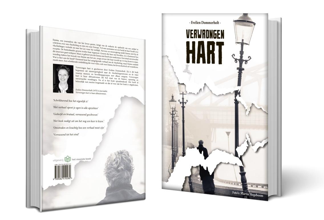 Nieuwe roman Verwrongen hart