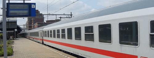 Intercity Berlijn slaat één dag Apeldoorn en Deventer over