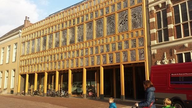 """Nominatie stadhuis voornBeste Gebouw van het Jaar"""""""