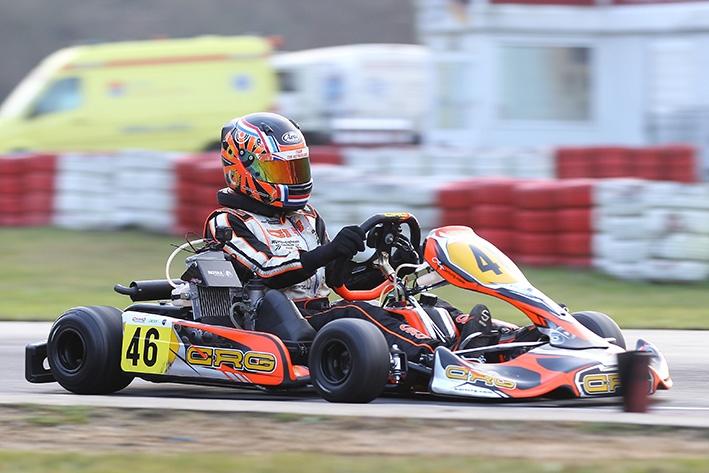 Eerbeeks supertalent naar Karting Academy