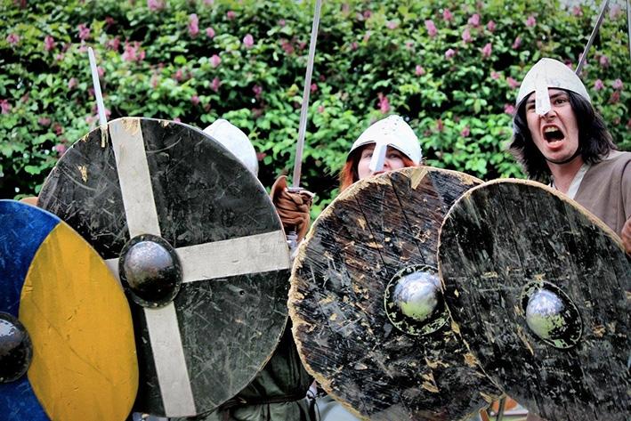 Vikingen veroverenopnieuw Zutphen