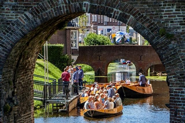 Fluisterboot Zutphennbestaat twintig jaar