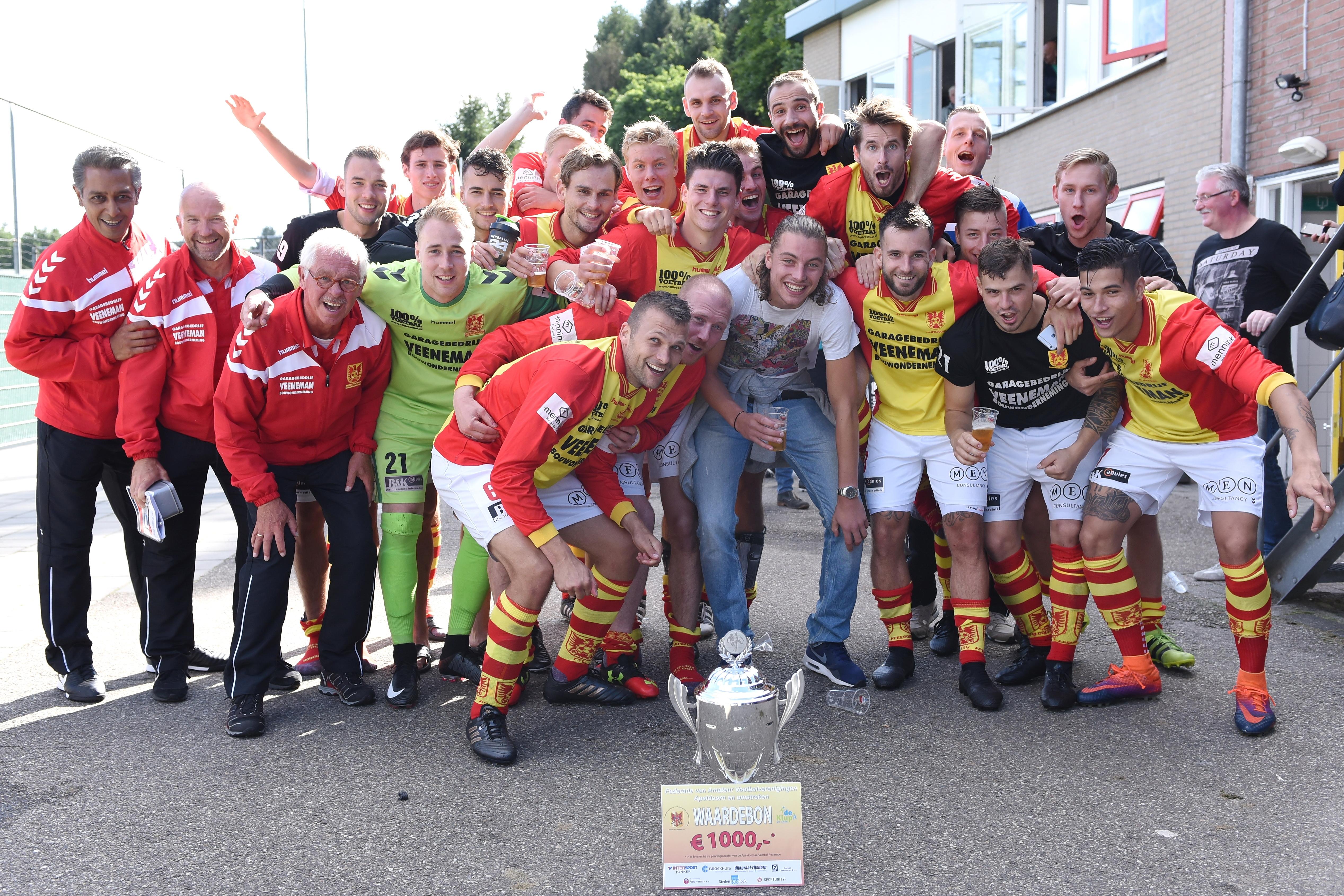 Nieuwe opzet toernooi om Apeldoorn Cup is een succesformule