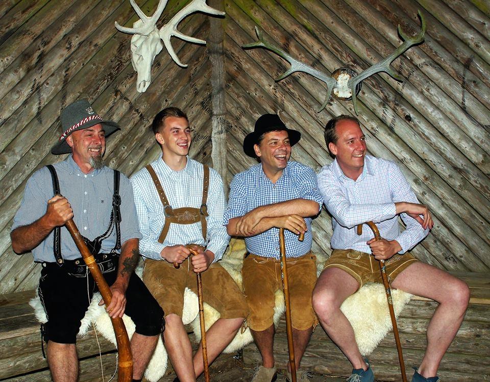 Tiroler kleding bij Het Goed