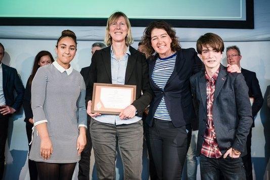 Koninklijke Auping B.V. genomineerd voor Duurzaam Ondernemerschap