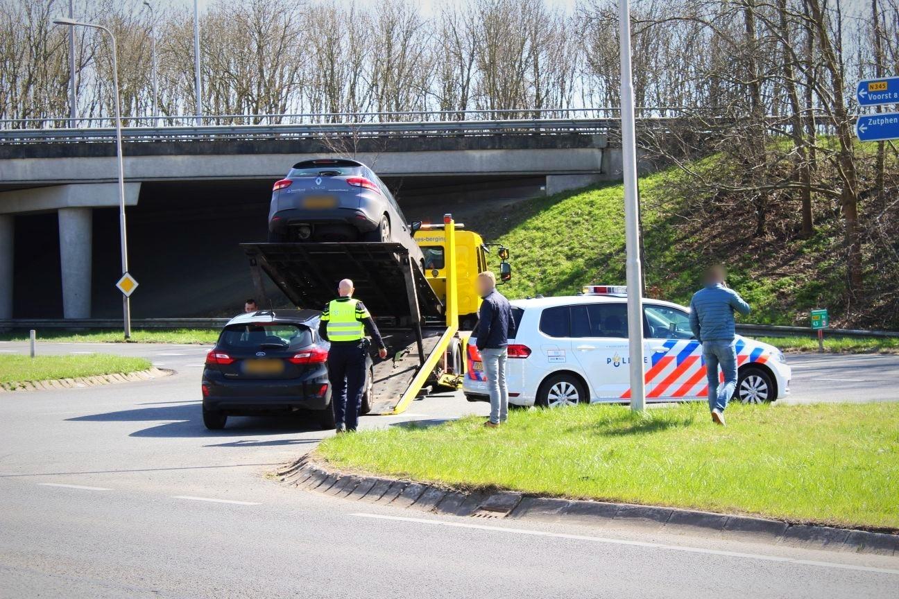 Ongeval Zutphensestraat