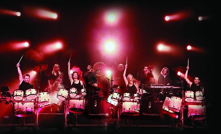 Beste drummers opgetrommeld