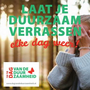 Samen maken we de Apeldoornse binnenstad groen!
