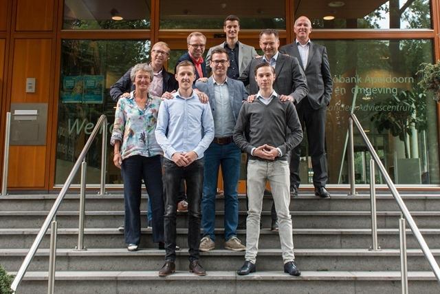 Rabobank steunt kersversestartups in GreenTech sector