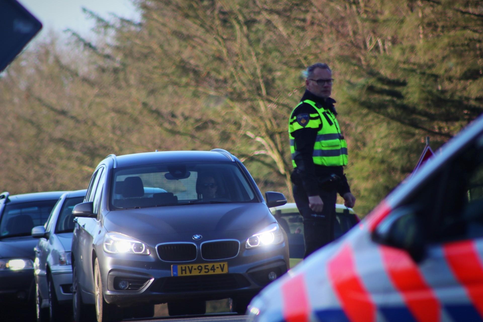 Gewonde bij ongeval in Almen