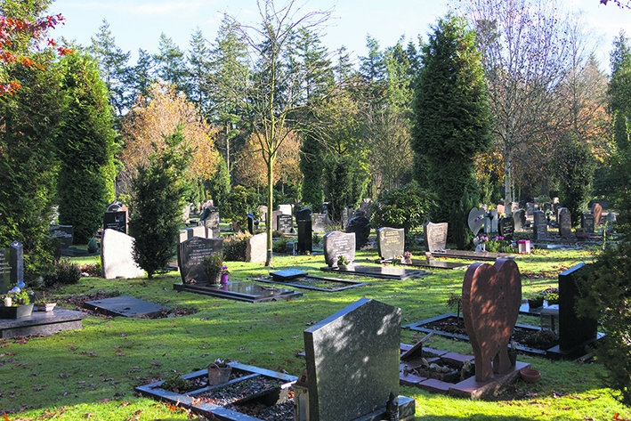 Het Speciale Begraafplaatsen Gevoel van Gerrit Gorsseling