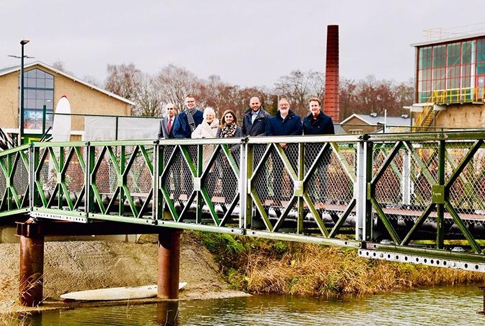 Samenwerking en subsidie geven Apeldoorns kanaal een boost