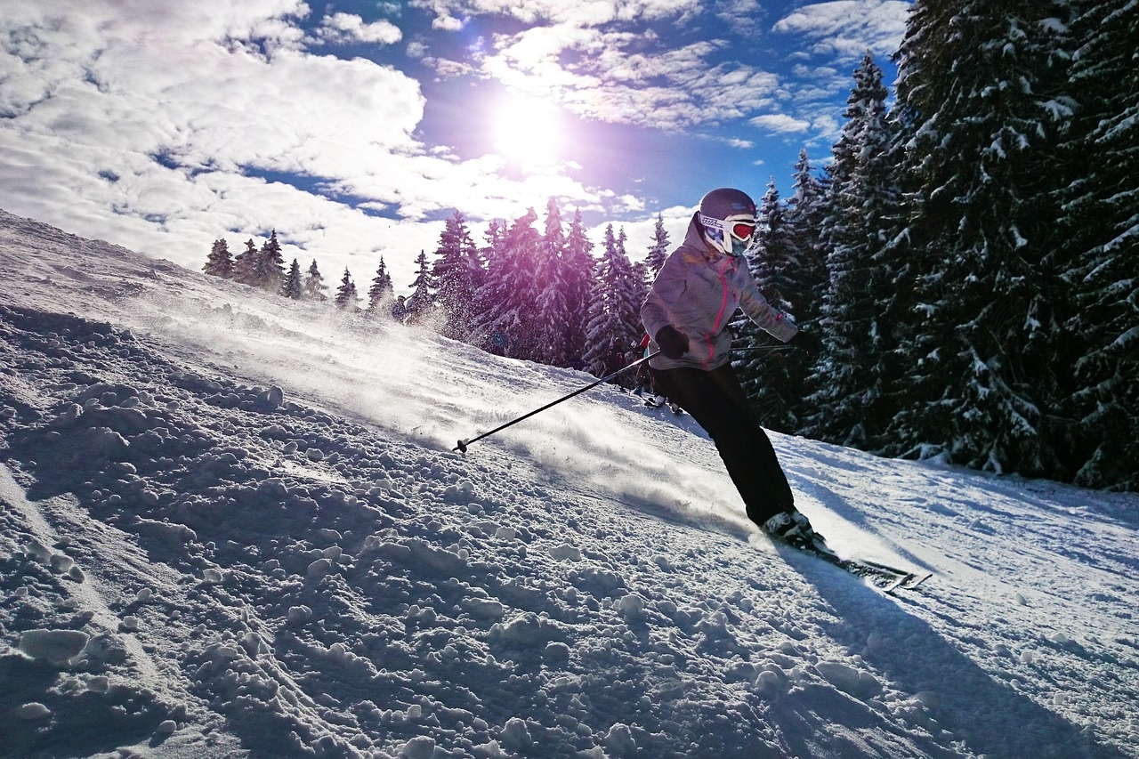 Ga je op wintersport? Denk goed om je huid!