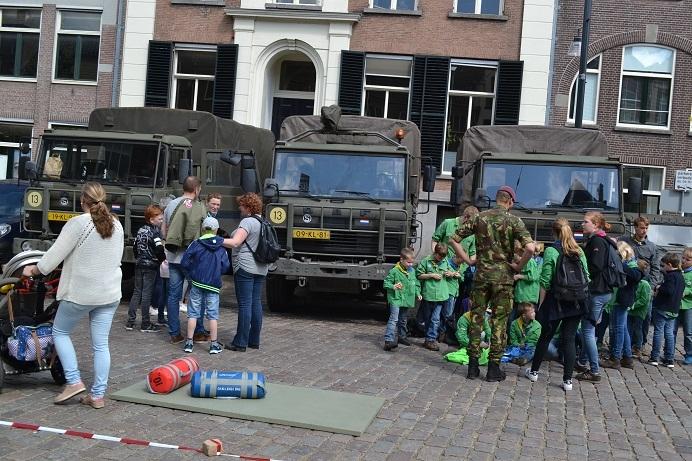 Landmachtdagen in Zutphen