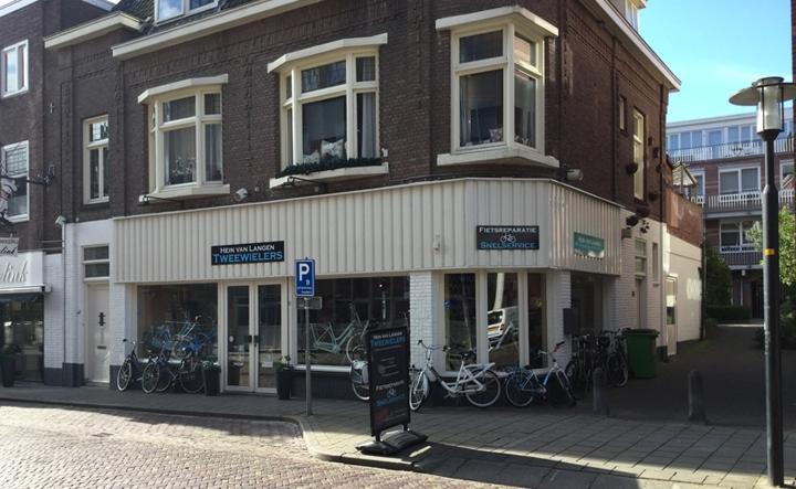 Uitbreiding in T.G. Gibsonstraat