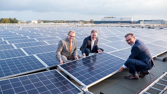 Grote stap naar energieneutraal