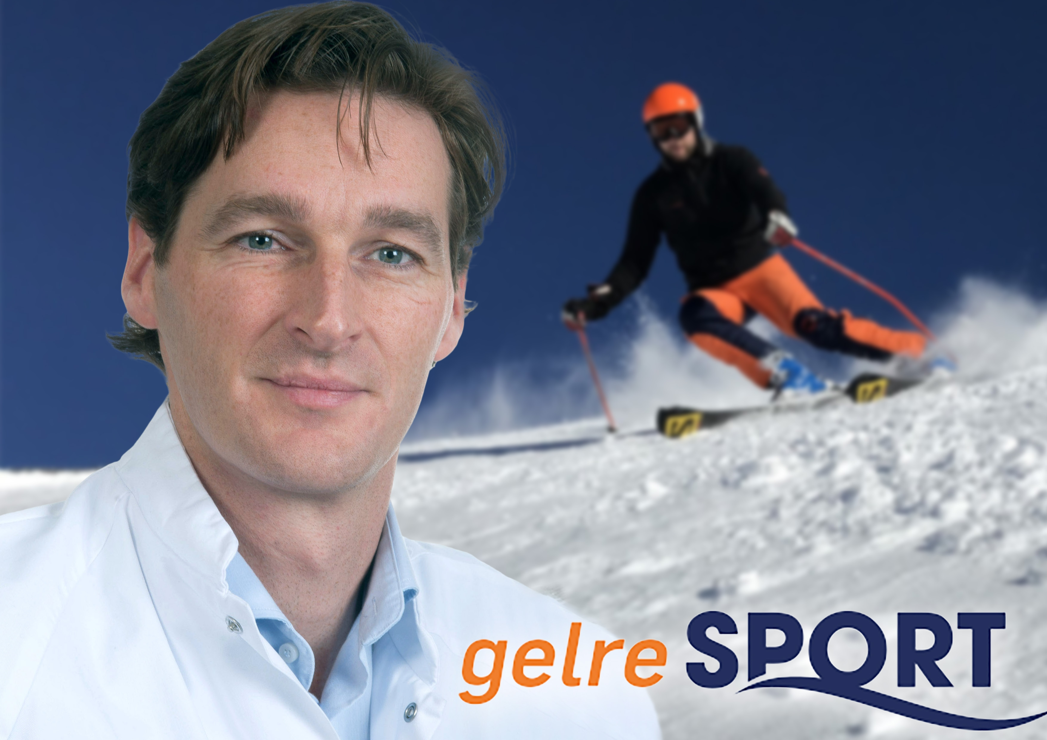 Niet te snel opereren na ski-ongeval