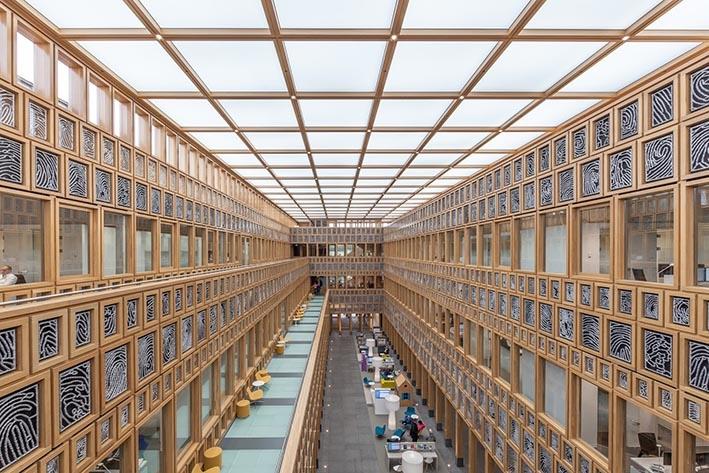 Architectuurprijs voor stadhuis
