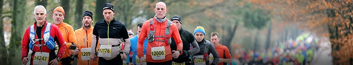 Twee dagen Midwinter Marathon