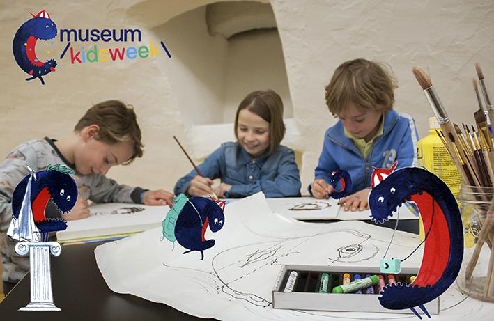 Leuke workshops in Museumkidsweek