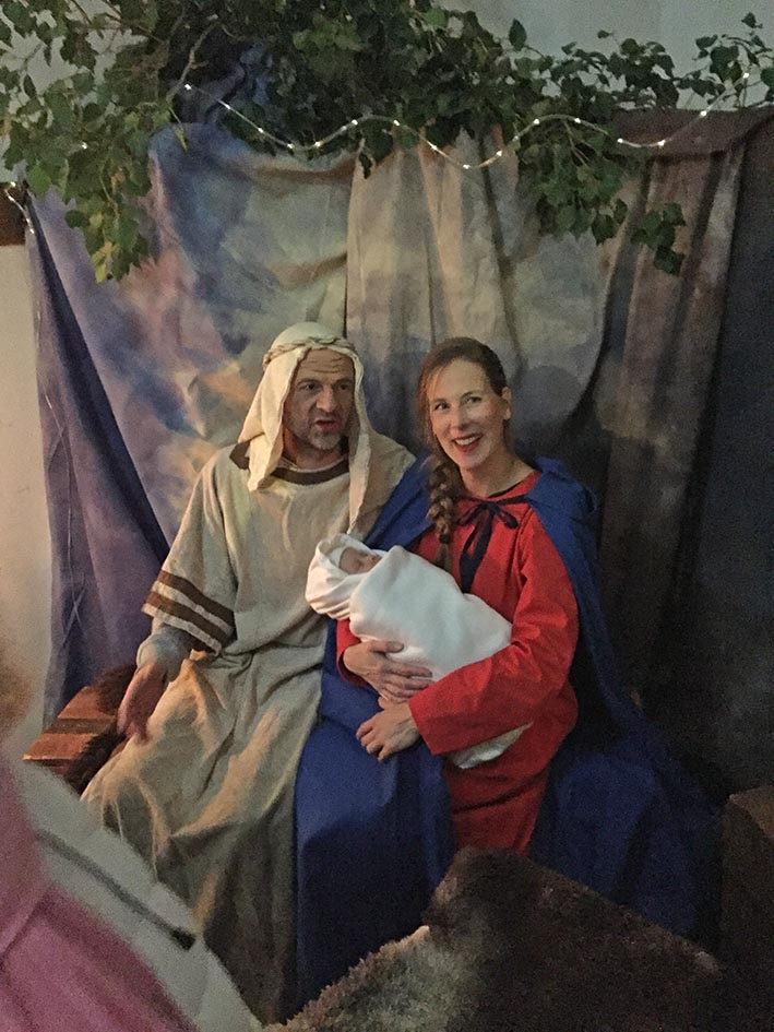 Herdertjestocht Gorssel mooi begin van kerstvakantie